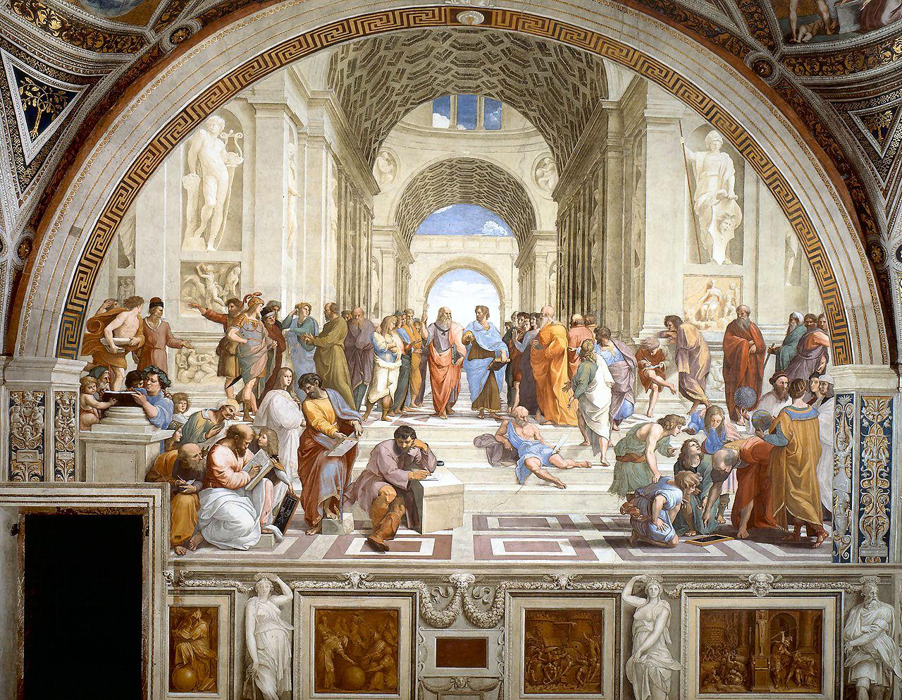 Raffaello Sanzio – Alcuni suoi lavori