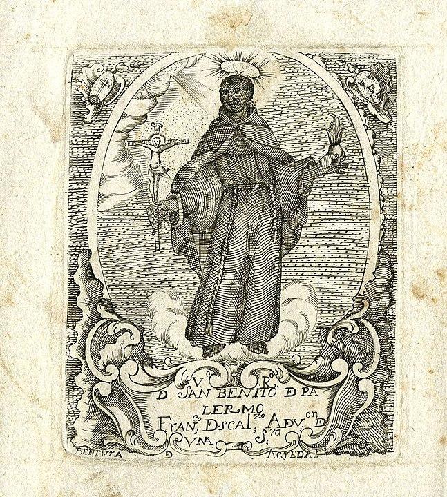 4 aprile, San Benedetto da San Fratello (Benedetto il Moro)