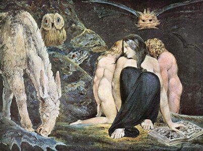 Ecate, la dea delle streghe