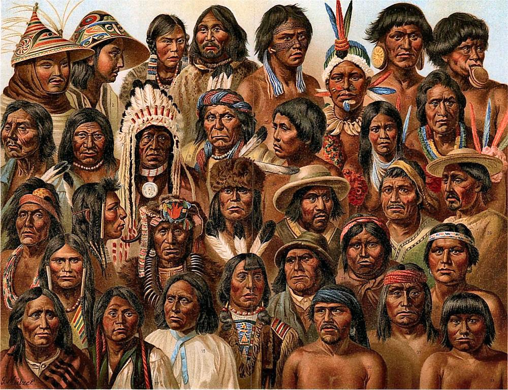La creazione secondo le religioni di alcuni popoli nativi nord-americani