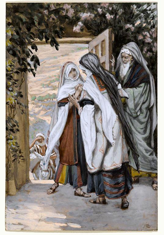 Magnificat – 31 maggio, Visitazione della Beata Vergine Maria