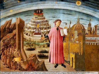Anche Dante e Leonardo tra i custodi della conoscenza degli Annunaki
