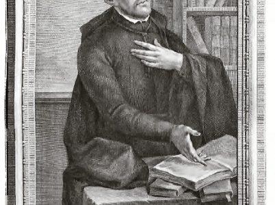 10 maggio, San Giovanni d'Avila dottore della Chiesa