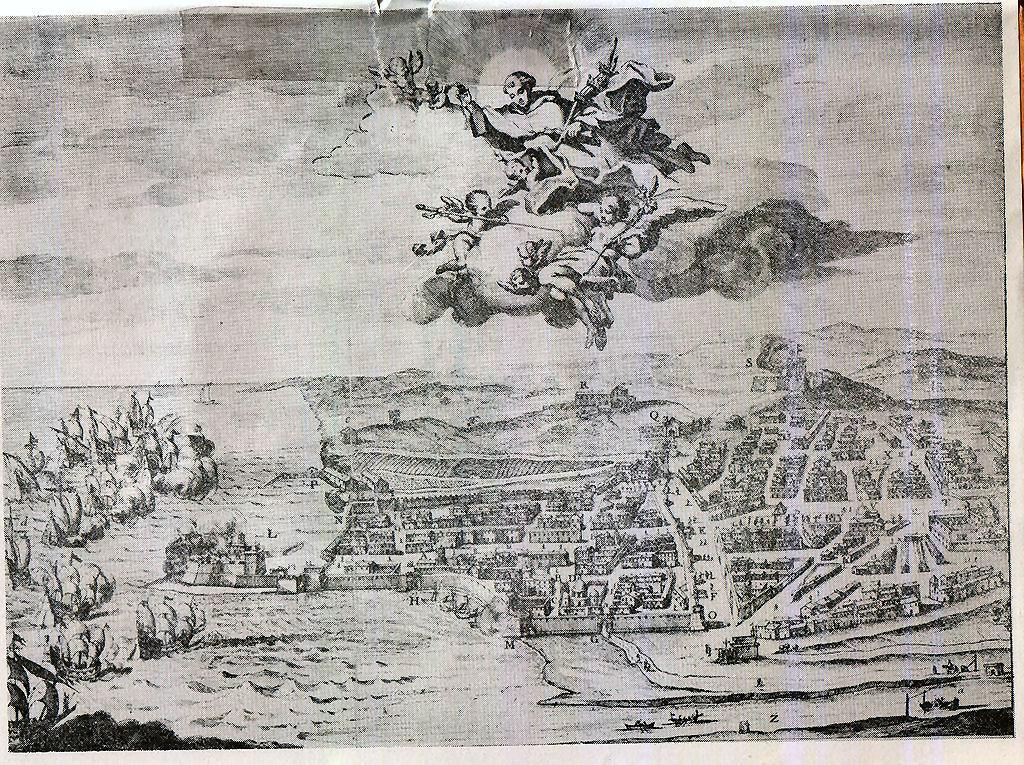 5 maggio: Sant'Angelo di Licata, martire carmelitano