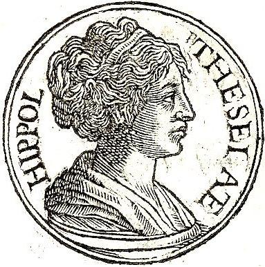La cintura di Ippolita, regina delle Amazzoni