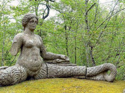 Echidna, la donna serpente