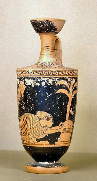 Decifrati, in alcuni vasi greci, i nomi delle mitiche Amazzoni