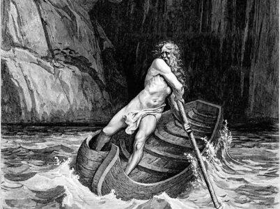Caronte, il traghettatore