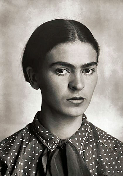 Omaggio a Frida Kahlo