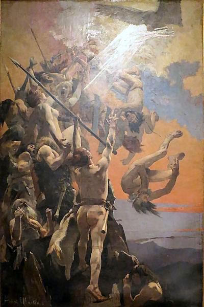 Crio, dio delle mandrie e delle greggi