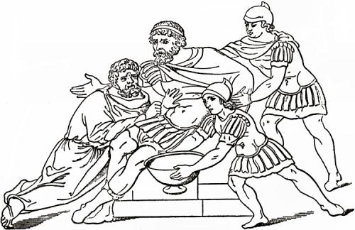 Epione, la Mite
