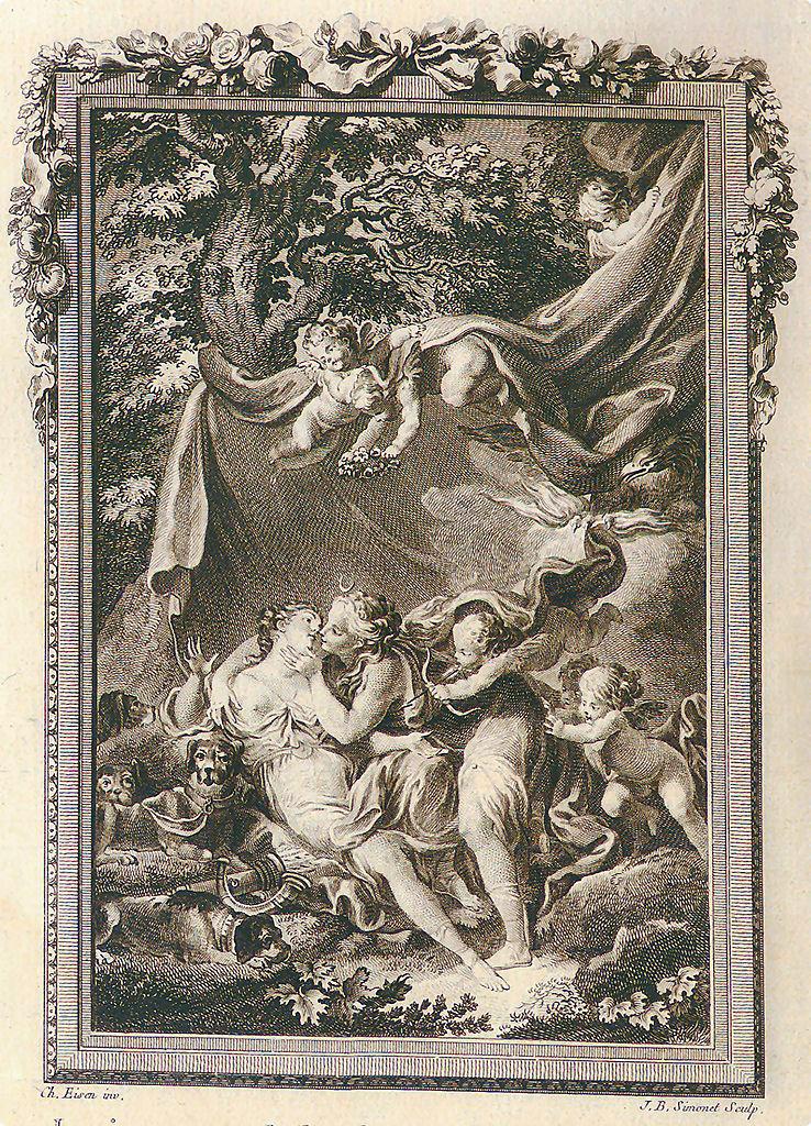 Callisto, la bellissima ninfa al seguito di Artemide