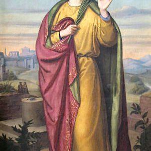 8 luglio, San Pancrazio vescovo di Taormina