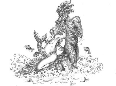 La leggenda del Quinotauro, la mostruosa creatura che ha generato la stirpe merovingia