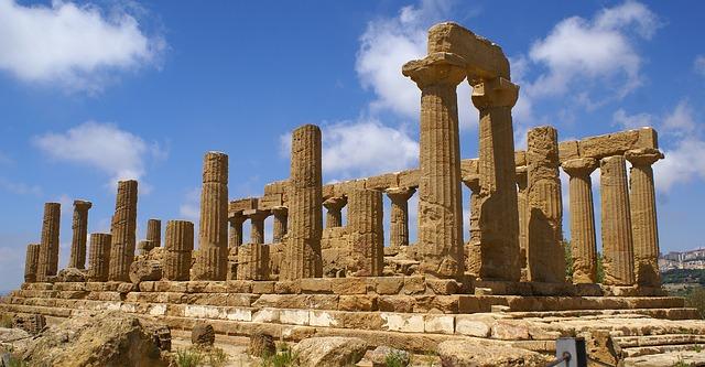 Un tesoro dell'archeologia greca in Italia: La Valle dei Templi di Agrigento