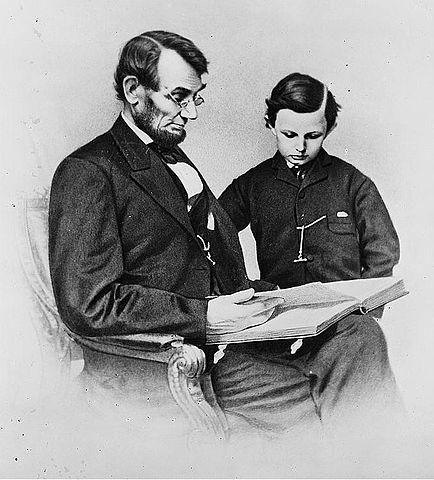 Lettera di Abramo Lincoln  al maestro del figlio