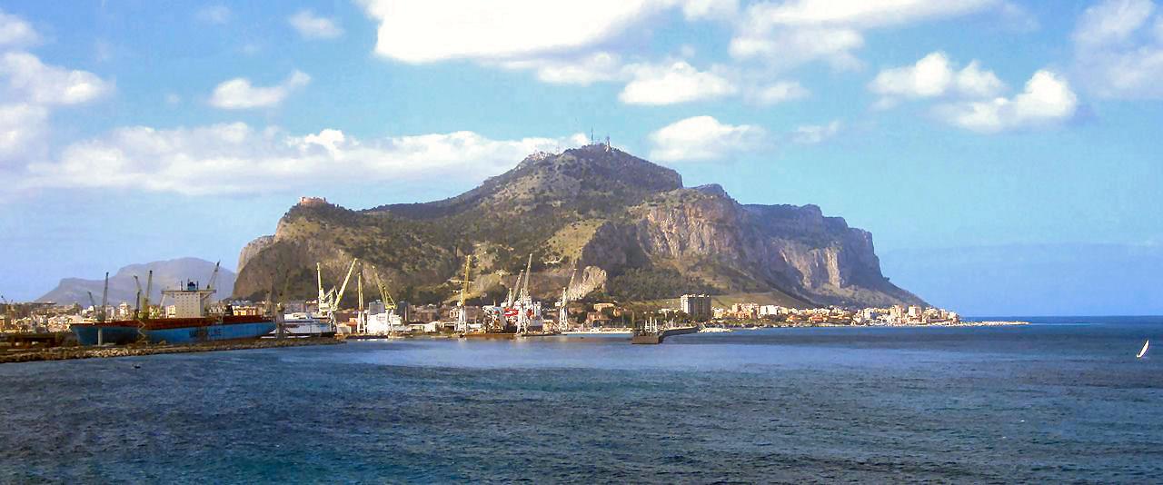 Monte Pellegrino, l'Ercte di Polibio