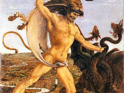 L'Idra di Lerna, un leggendario mostro della mitologia greco-romana