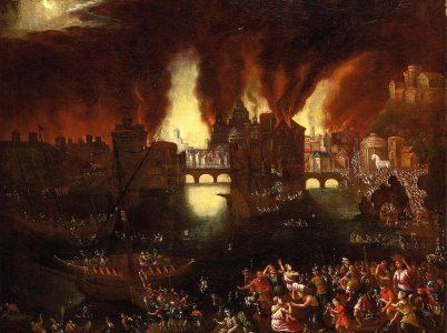 Secondo Erodoto, durante la Guerra di Troia Elena era in Egitto