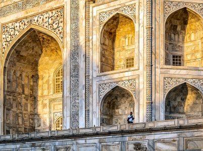 Il Taj Mahal, un monumento all'amore
