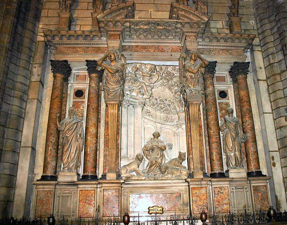 23 settembre, Santa Tecla di Iconio