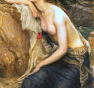 Lamia, la donna vampiro ante litteram