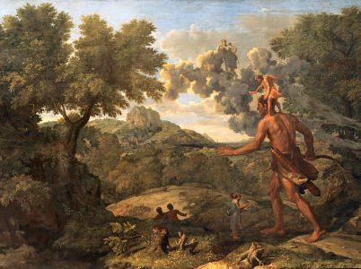Orione e Diana (Artemide)