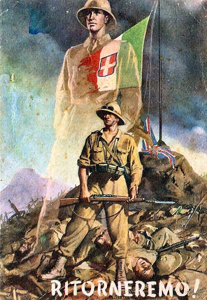Il breve sogno di molti: l'Impero Coloniale Italiano