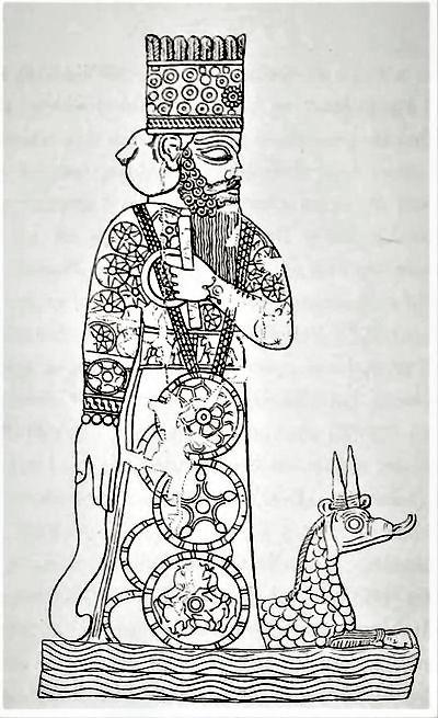 La storia della prigionia di Marduk