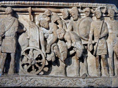 Merione, un principe cretese