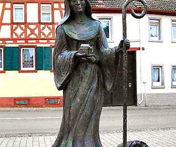 Santa Tecla di Kitzingen