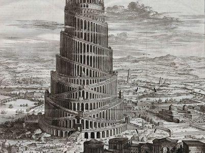 La leggendaria Torre di Babele