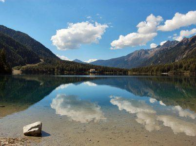 La leggenda del lago di Anterselva