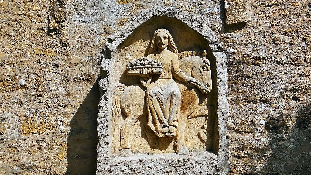 Epona, la dea celtica protettrice dei cavalli
