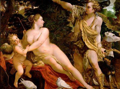 Pittura – Annibale Carracci (1560 – 1609)