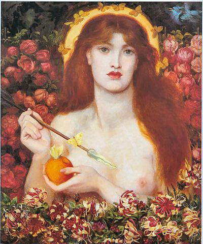 La rosa nella mitologia greco-romana