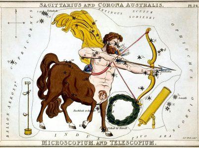 Il sapiente centauro Chirone