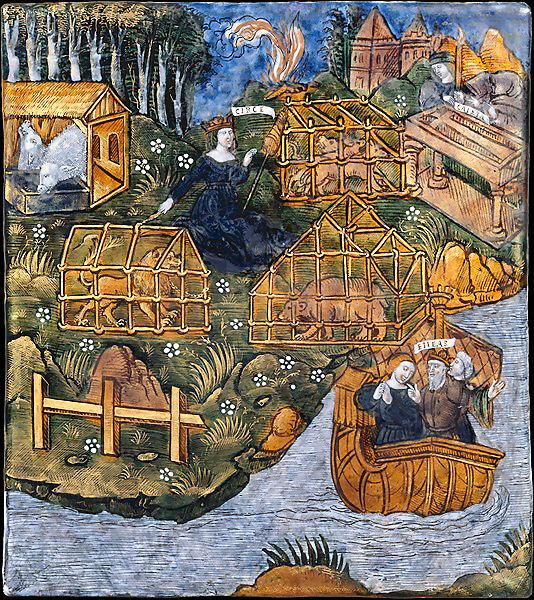 Da Troia a Roma: un riassunto dell'Eneide (libri 5-8)