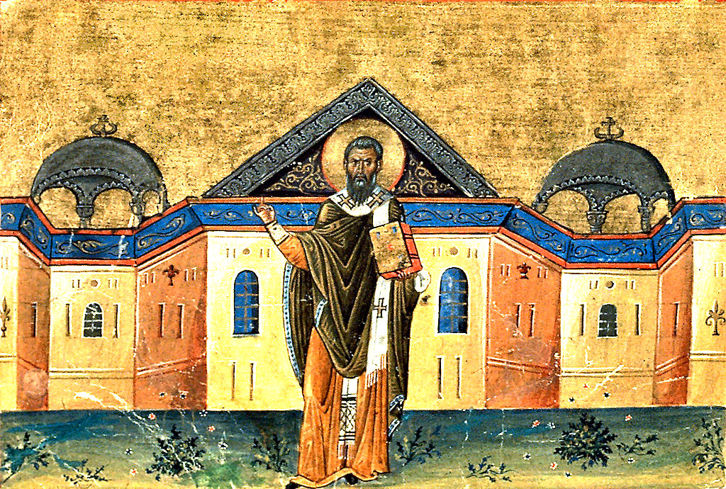 10 gennaio, San Gregorio di Nissa