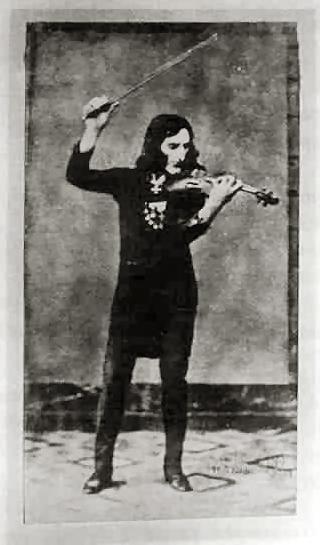 Niccolò Paganini, il violinista del Diavolo