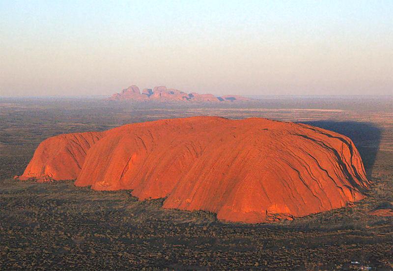 Ayers Rock (Uluru), il santuario del Tempo dei Sogni