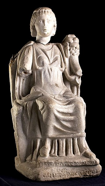La dea Cupra, una delle Grandi Madri italiche