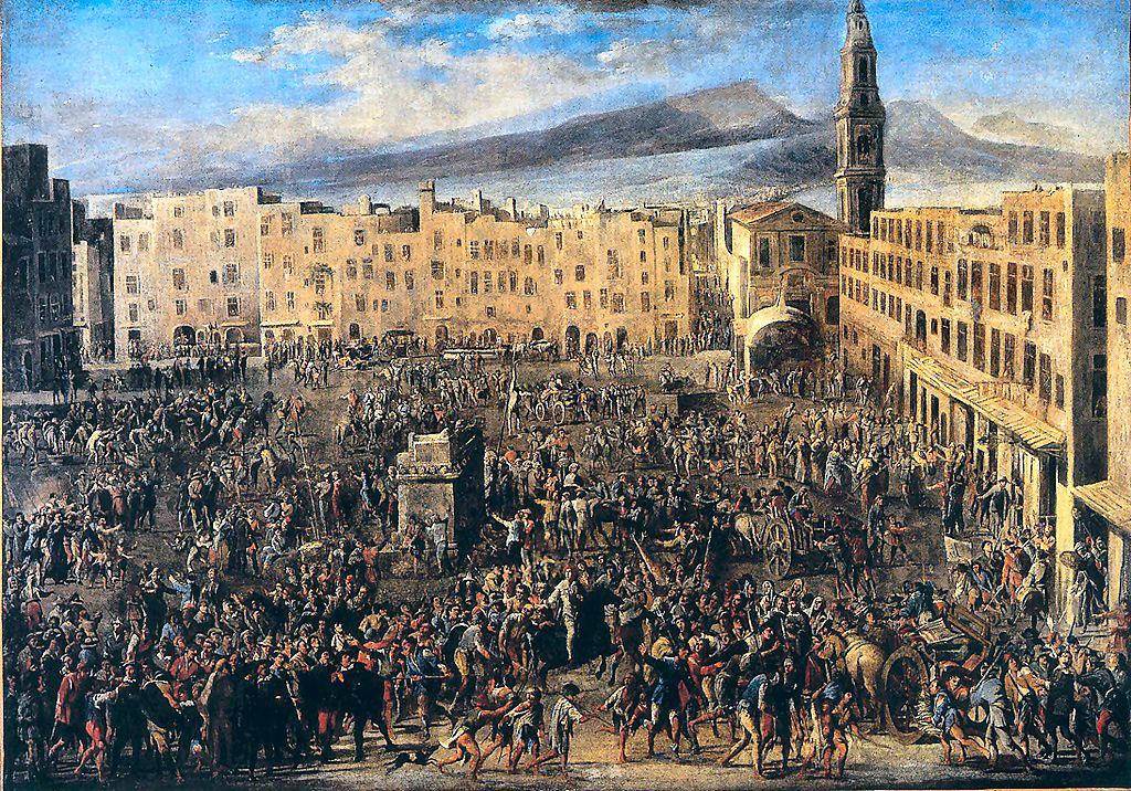 Masaniello tra storia e mito