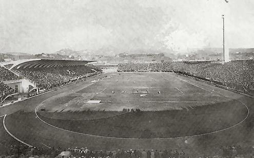 1954, la partita Fiorentina-Pistoiese interrotta perché 10.000 persone videro gli UFO