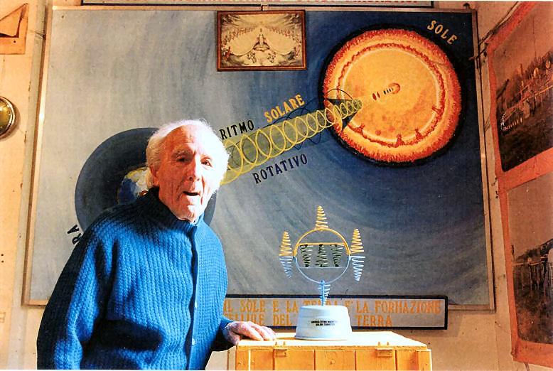 Pier Luigi Ighina, forse uno dei più grandi geni incompresi del 900