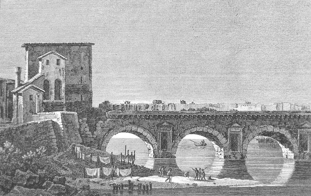 """Il """"Ponte del Diavolo"""" (Ponte di Tiberio)"""
