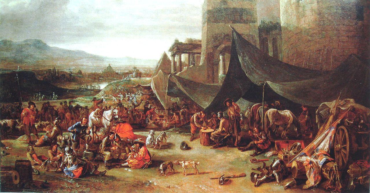 """6 maggio 1527, il """"sacco di Roma"""""""