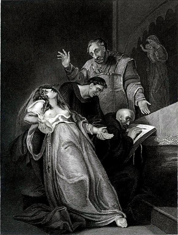 Elizabeth Barton, la monaca del Kent che sfidò Enrico VIII