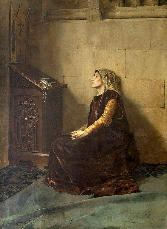 Bianca di Trastámara (Bianca II di Navarra), la regina che non fu amata