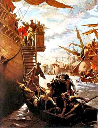 L'ammiraglio Ruggiero di Lauria